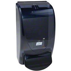 Zoom Supply Deb 91406 Soap Dispenser, Elegant Commercial-Grade DEB Soap Dispenser, Elegant Curved Black Foam Soap Dispenser -- ADA Compliant Version