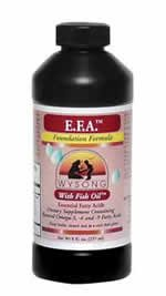 WYSONG PET NUTRITIONAL PRODUCTS 858387 EFA Supplement without Fish Oil for Dogs, 8-Ounce