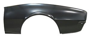 68 Camaro Quarter Panel - Auto Metal Direct 709-3568-L Quarter Panel Skin