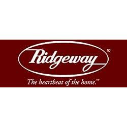 Ridgeway 2572 FLOOR CLOCK BISQUE FINISH