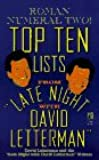 "Roman Numeral Two! Top Ten Lists from ""Late Night with David Letterman"""