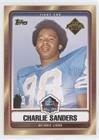 Charlie Sanders (Football Card) 2007 Topps - Hall of Fame #HOF-CS