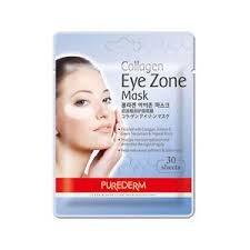 Purederm Augenpads mit Collagen (30 Stück) - Augenpflege - Augenserum - Augenränder