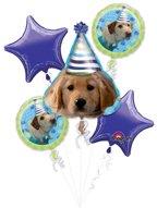 Anagram BB021470 Puppy Party Mylar Balloon