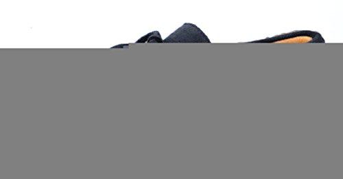 Crc Heren Casual Stijl Ronde Neus Mode Wandeltrainingen Loafers Leren Doug Schoenen Grijs