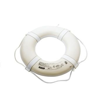 Coast Guard Approved Ring Buoy 24'' by Kemp
