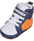 Quiksilver Babies Crib Shoes (6-9 months, Orange) Review and Comparison