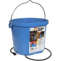 Heated Buckets Horse (DPD Heated Flatback Bucket - 5 Gallon)