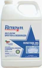 Renown REN07006-MS Multi-Enzyme Spotter Deodorizer Protector