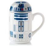 Star Wars R2-D2 Mug With Sound Mugs & Teacups Sci-Fi; for sale  Delivered anywhere in USA