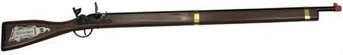 Kentucky Rifle Full Size, Wood & Steel Frontier Rifle Designed After The Original - Rifle Flintlock