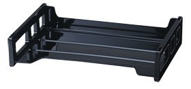 Officemate Side Loading Stackable Desk (Officemate Recycled Desk Tray, Side Load, 9