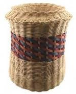 Double Wall Tall Basket Weaving Kit V.I. Reed & Cane Inc. DWTALL