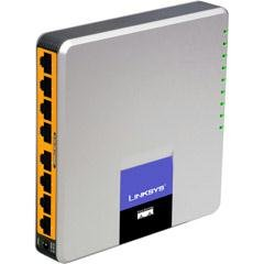 Cisco-Linksys EG008W  Gigabit 8-Port Workgroup Switch