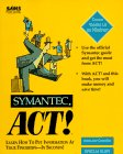 ACT! for Windows, Scott Helmers, 1566861438