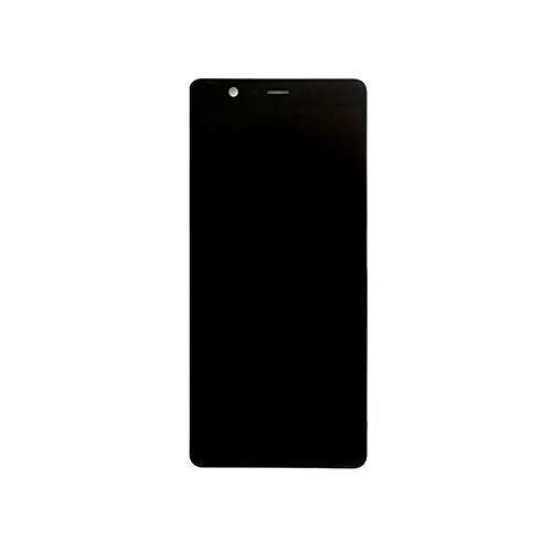 Pantalla Lcd Para Nokia 5.1 (2018) 5.5 (negro) (xam)