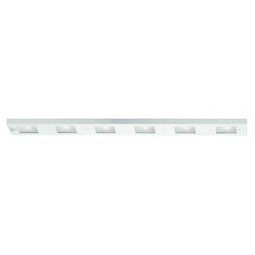WAC Lighting BA-LIX-6-BB Premium Line Voltage 6-light Xenon Under Cabinet (Bronze Finish)
