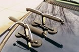 Fishing Rod Transport System :: Magnetic Rod Racks by Tight Line Enterprises
