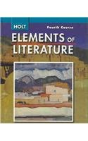 Holts Elements of Literature, 4th Course