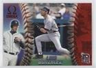 Luis Baseball Gonzalez (Luis Gonzalez (Baseball Card) 1998 Pacific Omega - [Base] - Red #89)