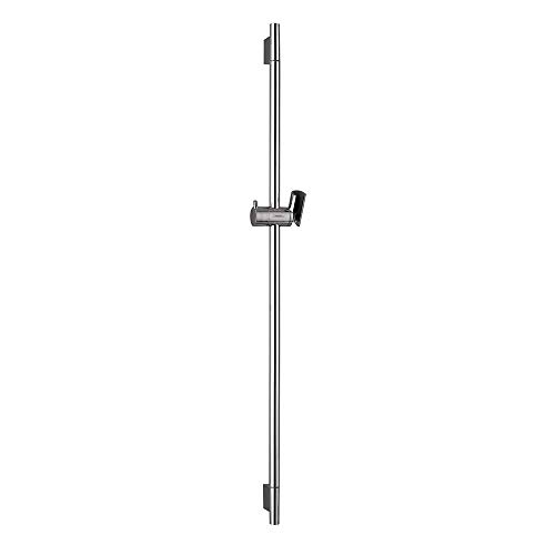 Hansgrohe 28631000 Unica S Wallbar, 36-Inch, Chrome