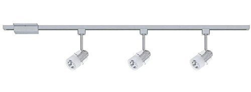 Linear 3 Light Brushed Steel 7.91''h x 4.25''w x Brushed Steel