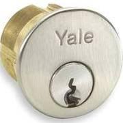 Standard Mortise Cylinder - Yale 2153-118-GA Standard 1-1/8