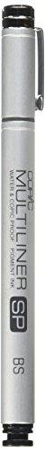 Copic Multiliner SP Black Ink Marker - Copic Multiliner Sp Color Pens