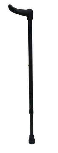 Drive Medical (a) Palm Grip Cane For Right-Hand