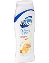 Dial Moisturizing Body Wash, Greek Yogurt 16 oz (Pack of 3)      (Moisturizing Body Yogurt)