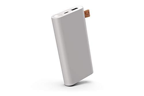 Fresh 'n Rebel Powerbank 12000 mAh USB-C | draagbare oplader/externe batterij – 2-poorts USB-C & USB voor iPhone, iPad…
