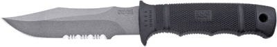 Sog Specialty Knives M37-N SEAL Pup Elite Knife, Stainless Steel/Zytek, 4-3/4-In. Blade by Sog Specialty Knives