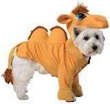 Rasta Imposta Camel Dog Costume, Medium by Rasta Imposta