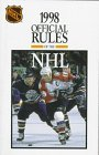 1998 Official Rules of the NHL, National Hockey League Staff, 1572432195
