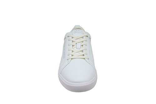 Guess Sneaker Hombre Kit Low Cuero Active White White
