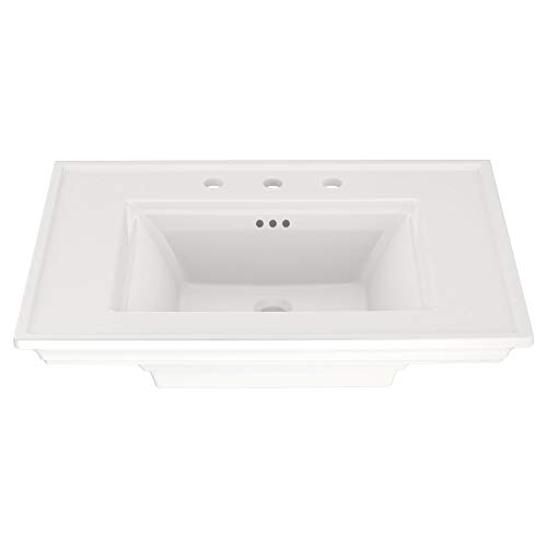 American Standard 0297008.020 Town Square S Pedestal Sink Top- 8