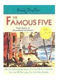"""Famous Five: """"5 Go off in a Caravan"""", """"5 Go off to Camp"""", """"5 Go Adventuring Again"""", """"5 Get into Trouble"""""""