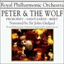 Peter and the Wolf / Carnival of the Animals Grand Zoological Fantasy / Jeux d'enfants