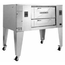 Bakers Pride Super Deck D Series Single Gas Deck Oven, 65 1/4 x 43 x 59 inch -- 1 (Series 1 Deck Gas Oven)