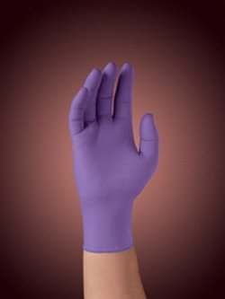 Kimberly-clark Corp Glove Exam Pf Nat Lf Nitrile Safeskin Textured Lg Ns Purp by Kimberly-Clark (Image #1)