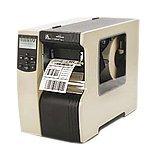 Zebra 116-801-00201 110Xi4 Tabletop Label Printer, 600 DPI, Serial/Parallel/USB, Monochrome, 15.5'' H x 10.31'' W x 20.38'' D, With Rewind and Peeler