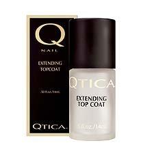 QTICA Formaldehyde Free Extending Top Coat - 1/2oz
