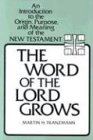 The Word of the Lord Grows, Martin H. Franzmann, 0570038480