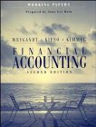 Working Papers to Accompany Financial Accounting 2e