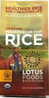 Pink Rice (Lotus Foods Organic Madagascar Pink Rice, 15 oz., 2)
