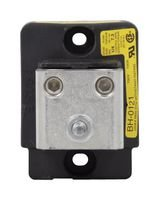 BH-0122-Fuseholder, Fuse Block, Modular, 500V, 100A, Semiconductor Fuses, 5/16 Sud Size by EATON BUSSMANN SERIES