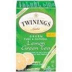 Twinings Lemon Green Tea, 20 ct