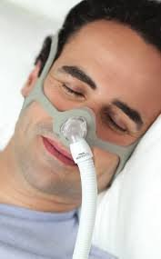 Wisp Mask with Fabric Frame and - Cpap Supplies Respironics