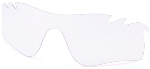 (Oakley RadarLock Path Replacement Lens Clear Vented, One Size)