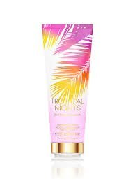 Victorias Secret Island Getaway Tropical Nights Buffing Body (Body Buffing Cleanser)